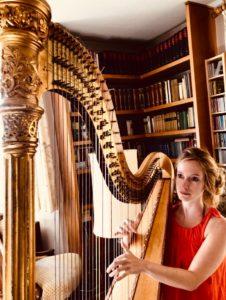 Cours de Harpe Professeur Béatrice BISTER