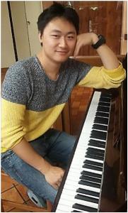 Cours de Piano Professeur Xiao di ZHANG